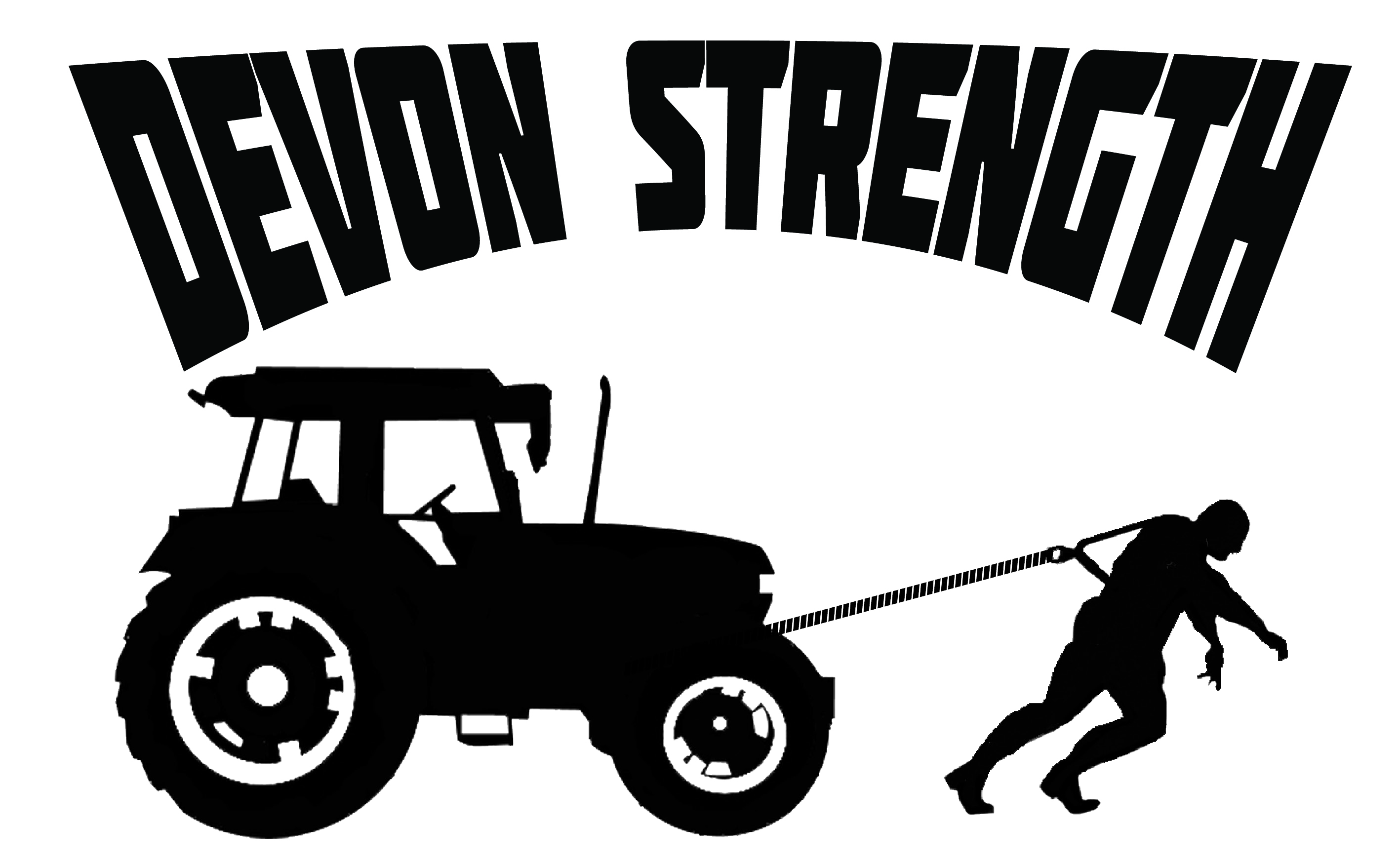 DEVON'S STRONGEST MAN LOGO [TEXT]